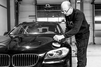 Auto Pflege